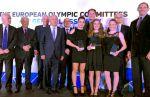 Késely Ajna Európa 2. legjobb ifjúsági sportolója!